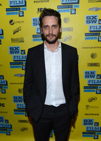 Director Fede Alvarez at the premiere of