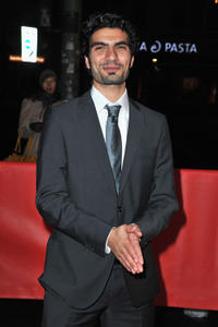 Akin Gazi at the premiere of