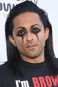 Adi Shankar at the 5th Annual Streamy Awards in Los Angeles.