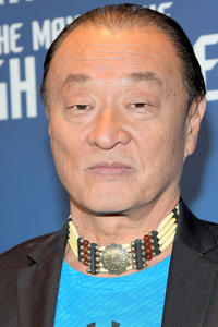 Cary-Hiroyuki Tagawa at the Season Two premiere of