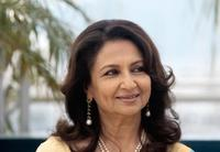 Sharmila Tagore at the 62nd International Cannes Film Festival.