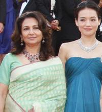 Sharmila Tagore and Shu Qi at the Opening Ceremony and screening of