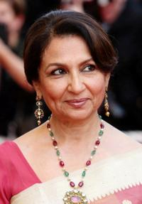 Sharmila Tagore at the premiere of