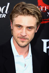 Boyd Holbrook at the California premiere of