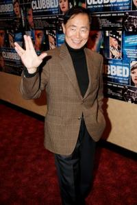 George Takei at the UK gala screening of