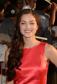 Odeya Rush at the California premiere of