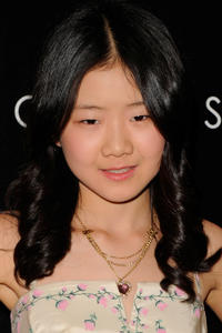 Catherine Chan at the New York premiere of