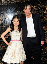 Catherine Chan and Matthew O'Toole at the New York premiere of