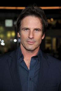 Hart Bochner at the premiere of