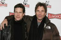 Hart Bochner and Dylan Walsh at the 2008 Slamdance Film Festival premiere of