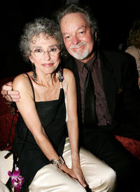 Rita Moreno and Russ Tamblyn at the opening night of the Bangkok International Film Festival.