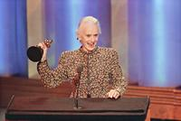 Jessica Tandy at the 62nd Annual Academy Awards.