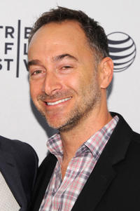Ralph Zipper at the premiere of 'Tom Swift And His Electric Rifle' during the 2015 Tribeca Film Festival.