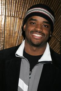 Larenz Tate at the Crown Royal and Tab Energy Drink's Cool Down Post Award Season Party.