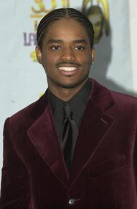 Larenz Tate at the 2000 Soul Train Lady Soul Awards.