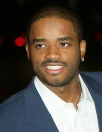 Larenz Tate at the CBS' Ray Charles Tribute Concert.
