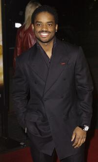 Larenz Tate at the premiere of