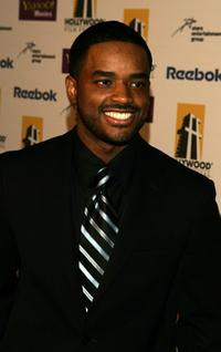 Larenz Tate at the 9th Annual Hollywood Film Awards.