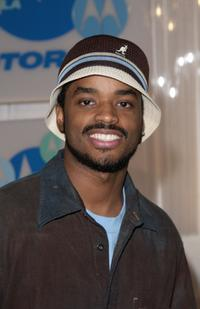Larenz Tate at the 4th Annual Motorola Holiday Party benefitting Toys for Tots.