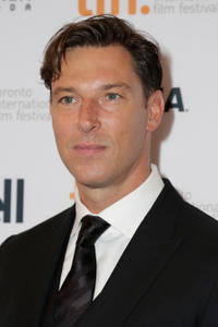 Daniel Wagner at the 'Shelter' premiere during the 2014 Toronto International Film Festival.
