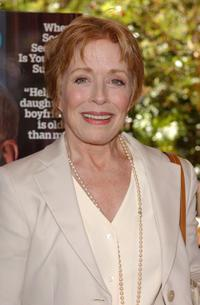 Holland Taylor at the AARP Magazine's Hollywood issue celebration.