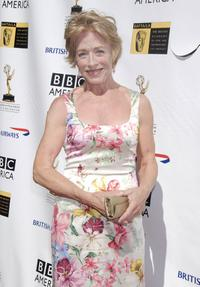 Holland Taylor at the 5th Annual Primetime Emmy Nominees' BAFTA tea party.