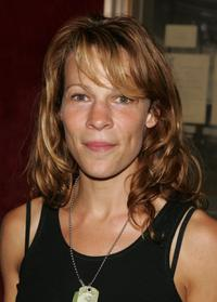 Lili Taylor at the New York premiere of