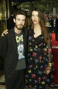 Noah Taylor at the after party for The UK Premiere of