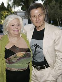 Renee Taylor and Joe Bologna at the tribute