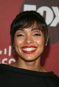 Tamara Taylor at the Fox Fall Eco-Casino Party.