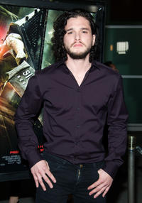 Kit Harington at the California premiere of