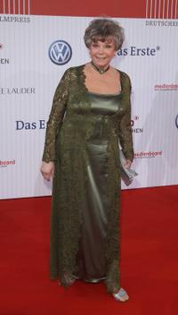 Grit Boettcher at the German Film Awards.