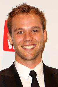 Lincoln Lewis at the 2012 Logie Awards in Australia.