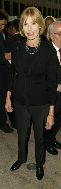 Victoria Tennant at the opening night of