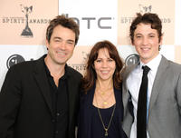 Jon Tenney and Guests at the 2011 Film Independent Spirit Awards in California.