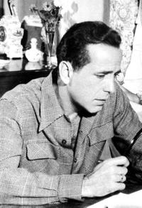 A File Photo of Humphrey Bogart, Dated January 01, 1948.
