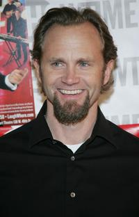 Lee Tergesen at the New York opening night of