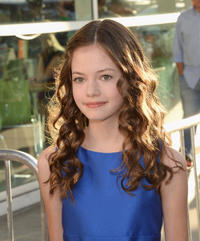 Mackenzie Foy at the California premiere of