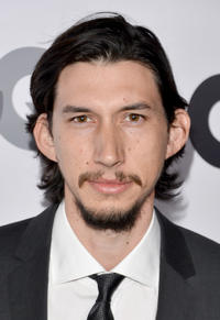 Adam Driver at the GQ Men Of The Year Party.