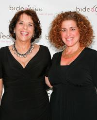 Nancy Taylor and Mary Testa at the Bideawee 2010 Annual Gala Fundraiser.