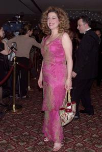 Mary Testa at the post opening party for the Broadway play