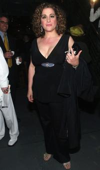 Mary Testa at the 50th Annual Drama Desk Awards.
