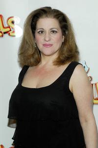 Mary Testa at the opening night party of