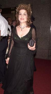 Mary Testa at the American Theatre Wing's 55th Annual Antoinette Perry Tony Awards.
