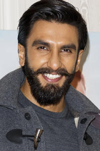Ranveer Singh at a photocall for