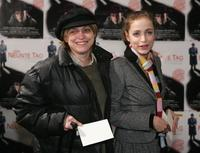 Katharina Thalbach and Anna Thalbach at the world premiere of