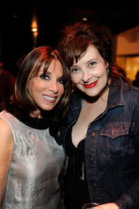 Kate Linder and Deborah Theaker at the California premiere of