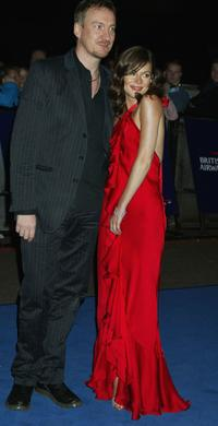 David Thewlis and Anna Friel at the 10th Anniversary National Television Awards.