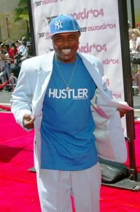 Alex Thomas at the 2004 Black Entertainment Awards.