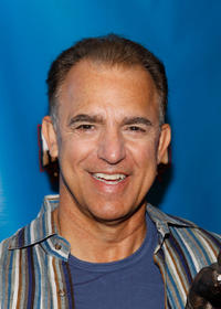 Jay Thomas at the SIRIUS XM Radio Celebrity Fantasy Football Draft in New York.